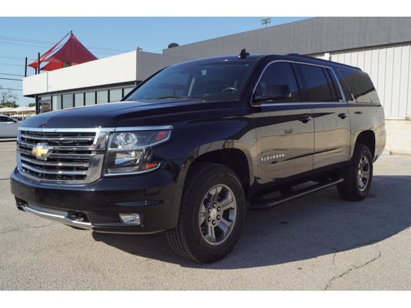 Chevrolet Suburban 2018 price $48,990