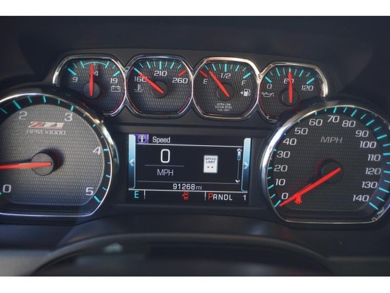 Chevrolet Silverado 2500HD 2017 price $50,390