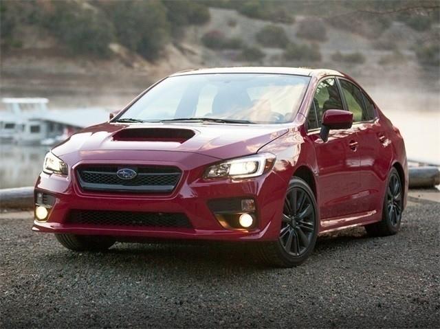 Subaru WRX 2017 price $25,989