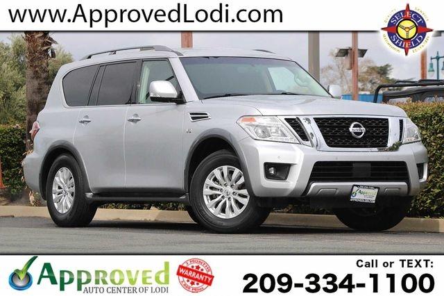 Nissan Armada 2017 price $32,989