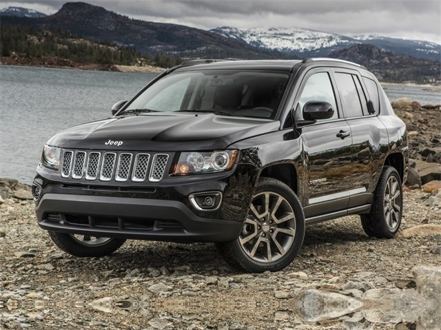 Jeep Compass 2016 price $13,989