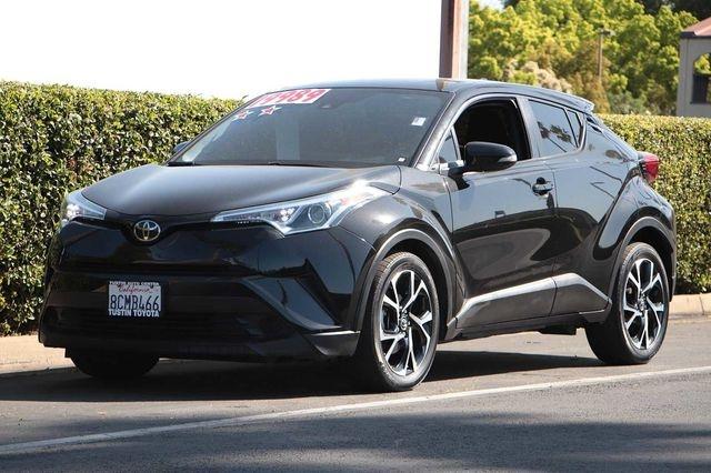 Toyota C-HR 2018 price $19,989