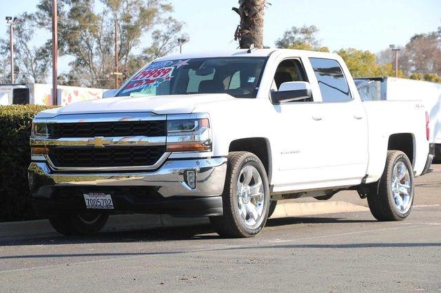 Chevrolet Silverado 1500 Crew Cab 2018 price $29,989