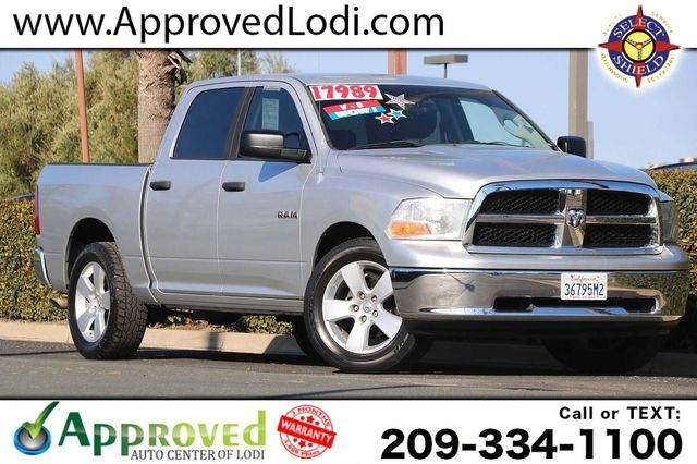 Dodge Ram 1500 Crew Cab 2009 price $17,989