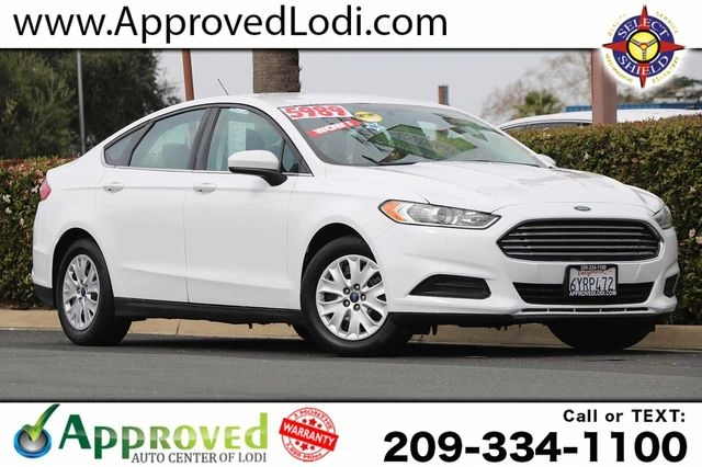 Ford Fusion 2013 price $4,989
