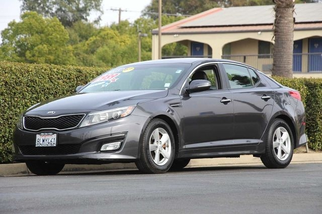 Kia Optima 2015 price $12,989