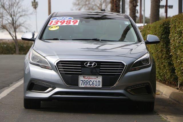 Hyundai Sonata Hybrid 2016 price $12,989