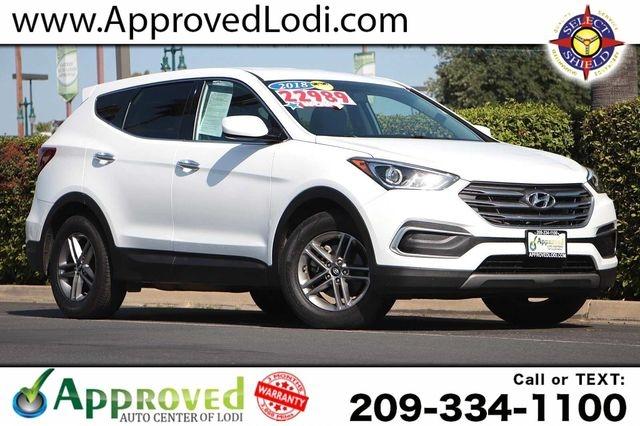 Hyundai Santa Fe Sport 2018 price $21,588