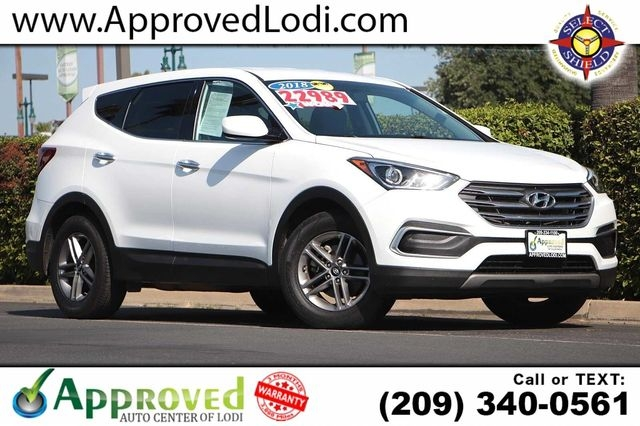 Hyundai Santa Fe Sport 2018 price $18,989