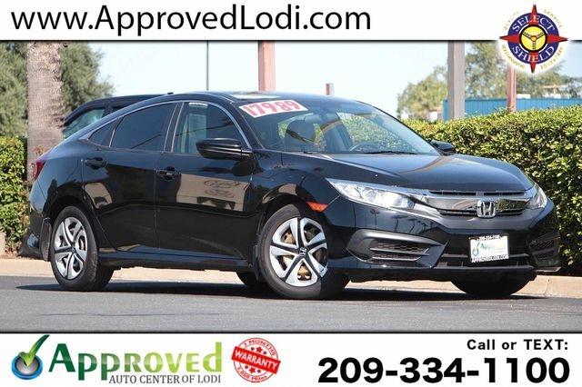 Honda Civic 2018 price $16,888