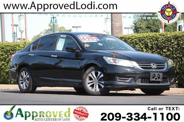 Honda Accord 2015 price $16,989