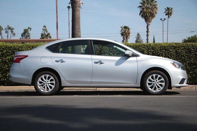 Nissan Sentra 2018 price $14,588