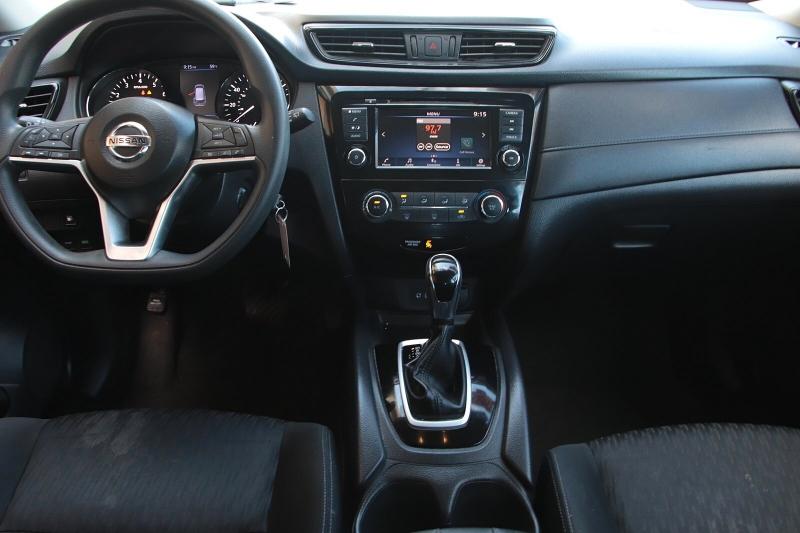 Nissan Rogue 2018 price $16,388