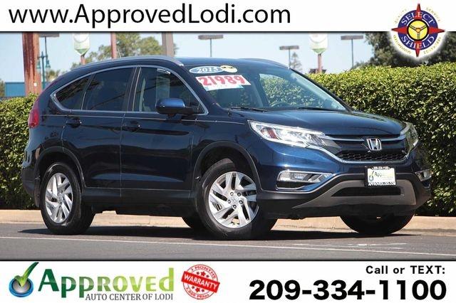 Honda CR-V 2015 price $21,989