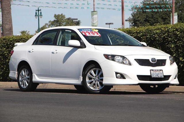 Toyota Corolla 2009 price $9,989