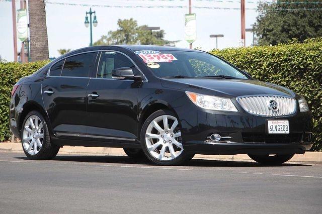 Buick LaCrosse 2010 price $12,989