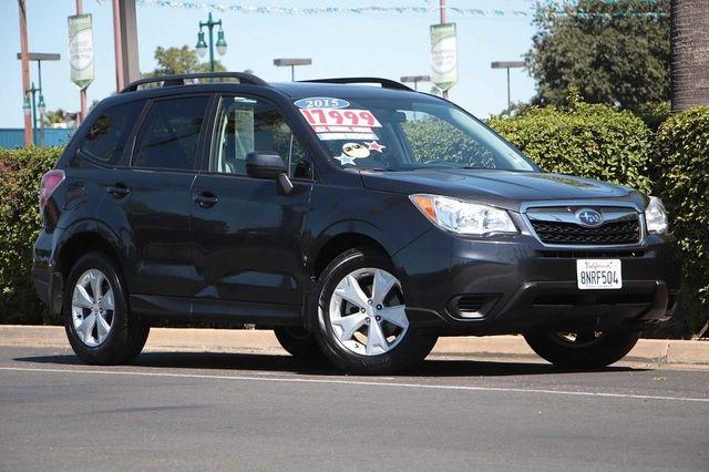 Subaru Forester 2015 price $17,989
