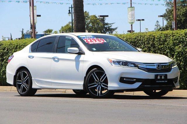 Honda Accord 2017 price $22,488