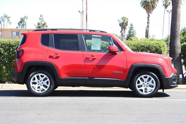 Jeep Renegade 2017 price $16,989