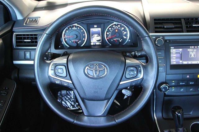 Toyota Camry 2017 price $20,588