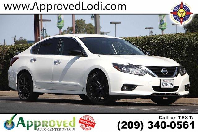Nissan Altima 2017 price $18,989