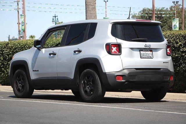 Jeep Renegade 2017 price $15,989