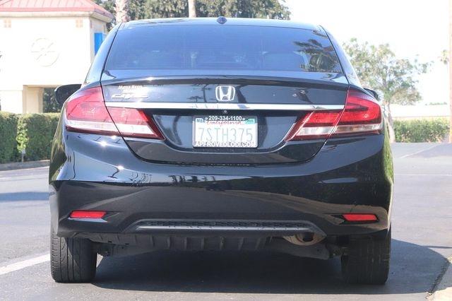 Honda Civic 2015 price $16,388