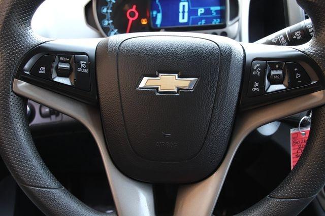 Chevrolet Sonic 2016 price $11,989