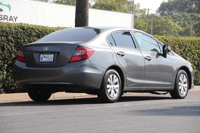Honda Civic 2012 price $10,588