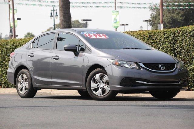 Honda Civic 2015 price $15,888