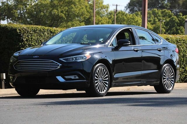 Ford Fusion 2017 price $16,989