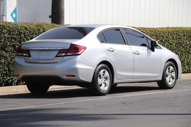 Honda Civic 2015 price $15,989