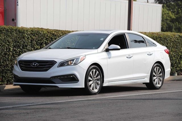 Hyundai Sonata 2017 price $16,989