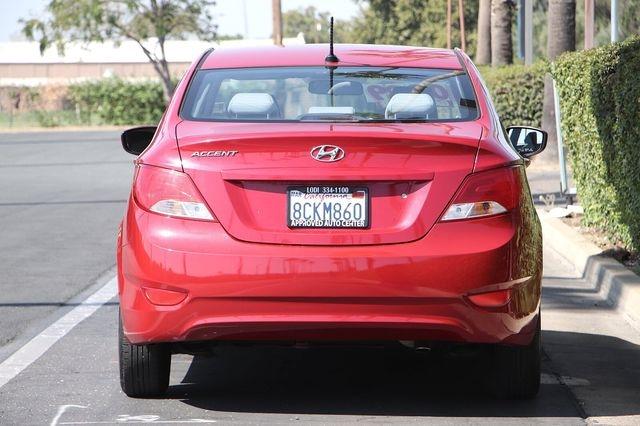 Hyundai Accent 2016 price $10,989