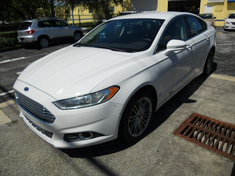 FORD FUSION 2013 price $6,900