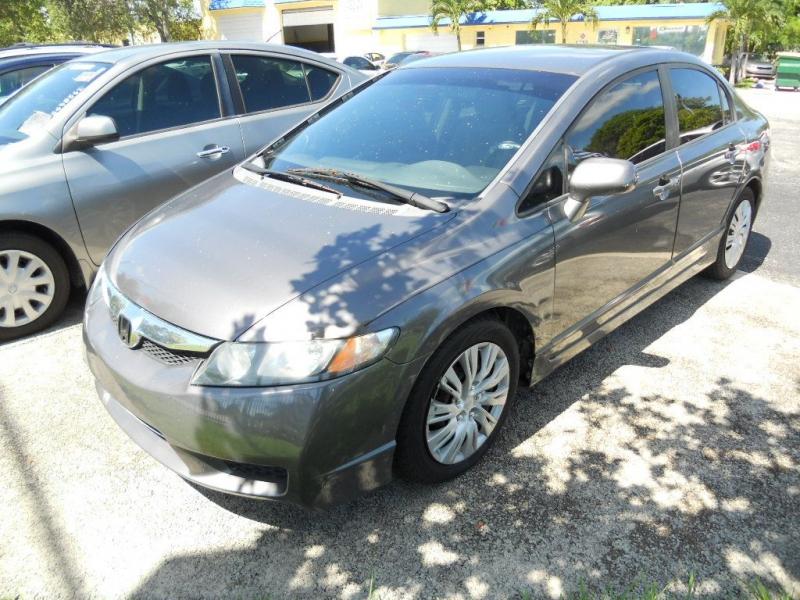 HONDA CIVIC 2009 price $5,900