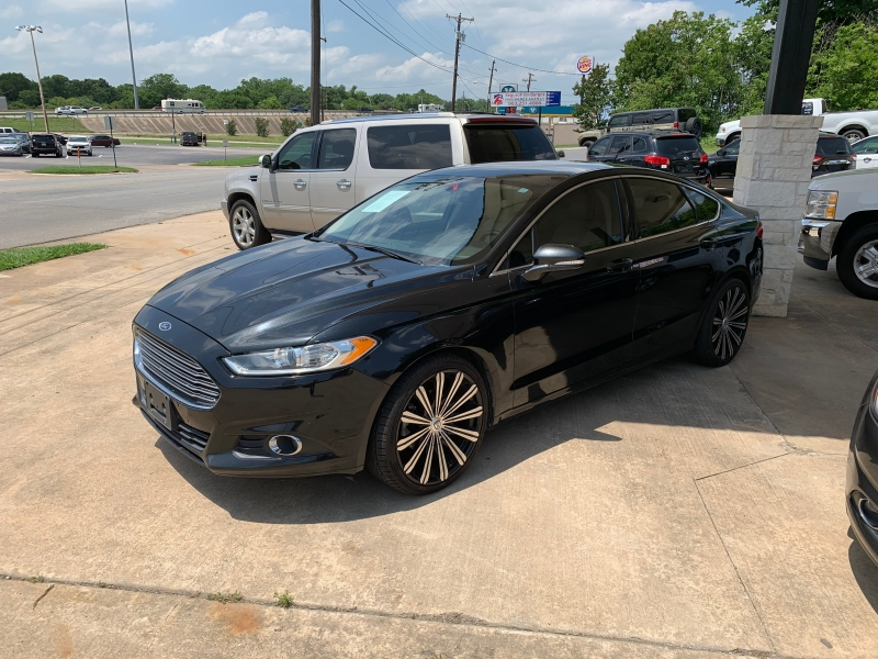 Ford Fusion 2014 price $9,995 Cash