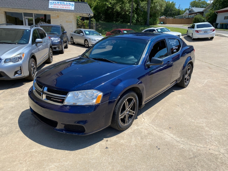 Dodge Avenger 2013 price $5,995 Cash