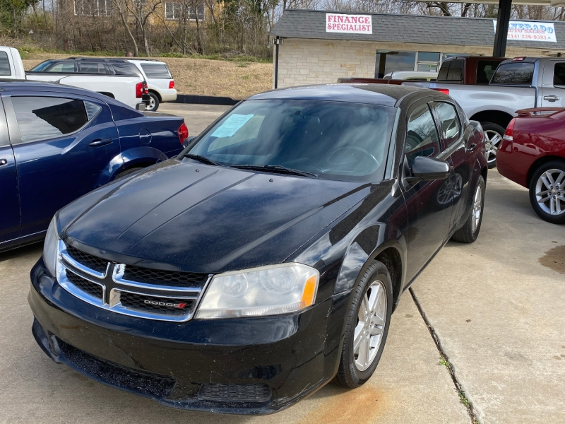 Dodge Avenger 2012 price $5,995 Cash