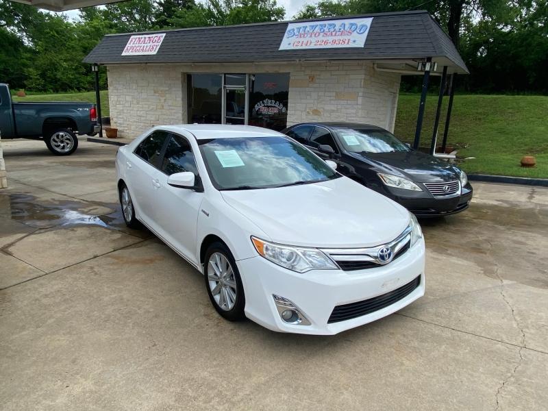 Toyota Camry Hybrid 2013 price $12,995 Cash