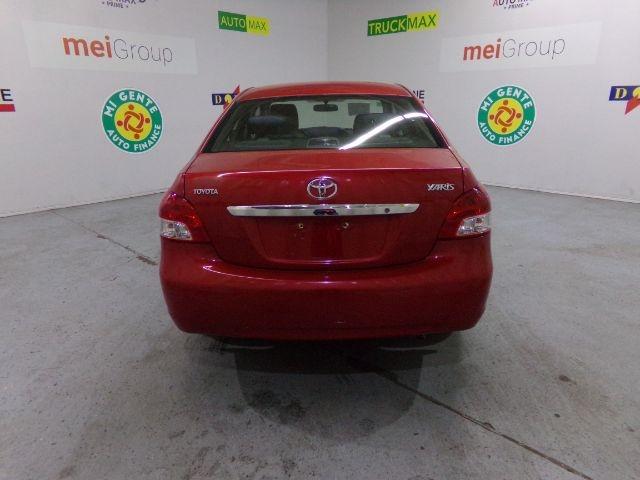 Toyota Yaris 2009 price $0