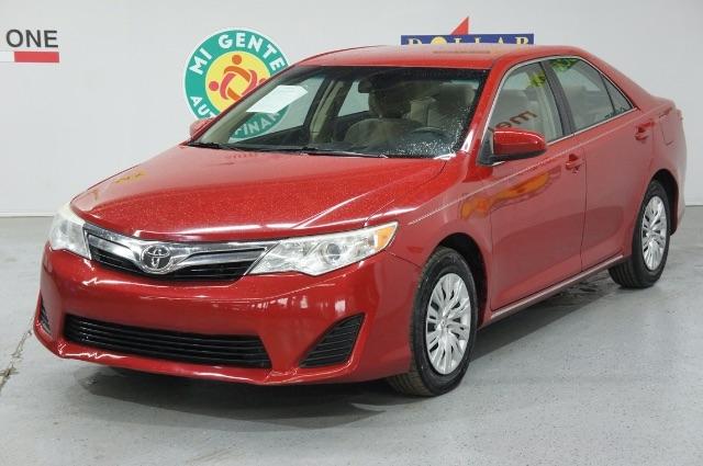 Toyota Camry 2014 price $0
