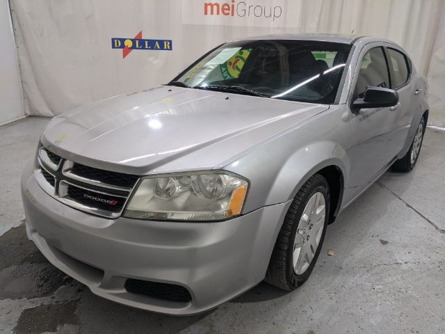 Dodge Avenger 2014 price $0