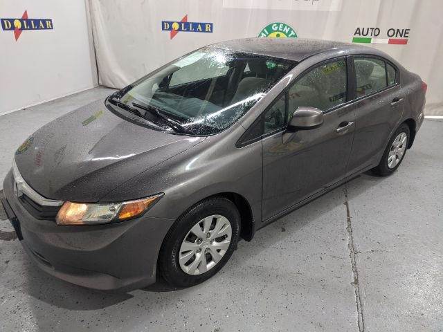 Honda Civic Sdn 2012 price Call for Pricing.