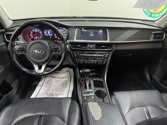 Kia Optima 2016 price $0