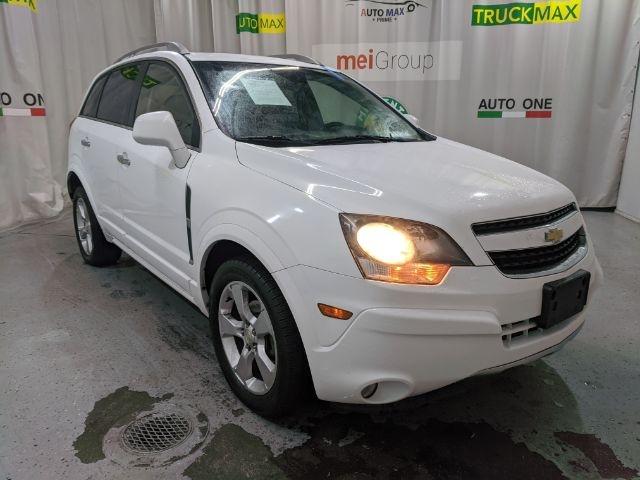 Chevrolet Captiva Sport Fleet 2015 price Call for Pricing.