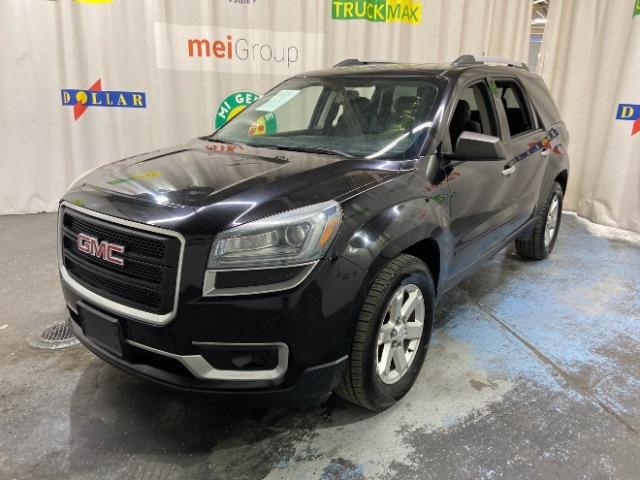 GMC Acadia 2016 price $0