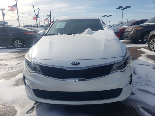 Kia Optima 2016 price $0