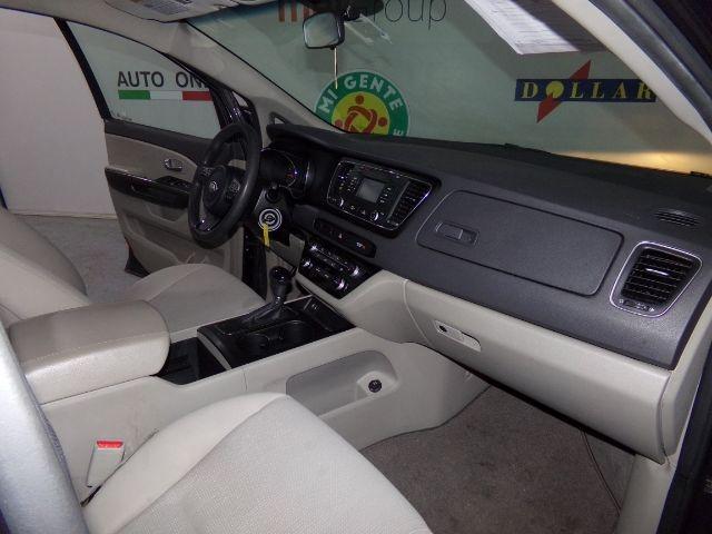 Kia Sedona 2017 price $0