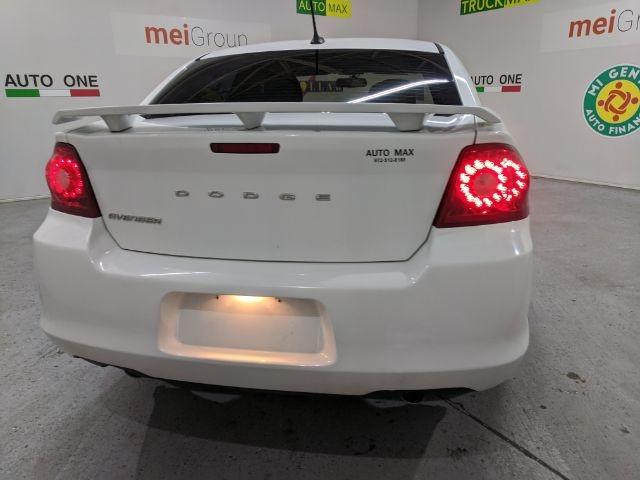Dodge Avenger 2011 price $0